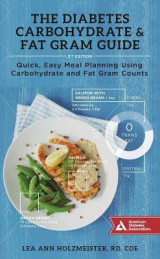 Omslag - The Diabetes Carbohydrate & Fat Gram Guide