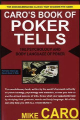 Omslag - Caro's book of poker tells