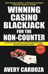 Omslag - Winning Casino Blackjack for the Non-Counter