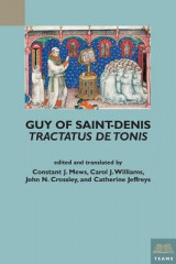 Omslag - Guy of Saint-Denis, Tractatus de tonis