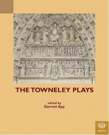Omslag - The Towneley Plays