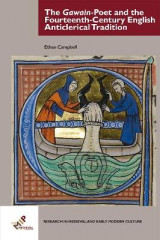 Omslag - The Gawain-Poet and the Fourteenth-Century English Anticlerical Tradition