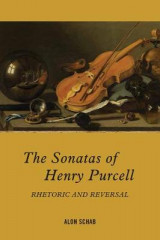 Omslag - The Sonatas of Henry Purcell