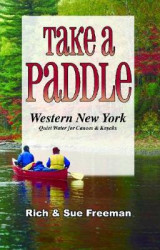 Omslag - Take a Paddlewestern New York