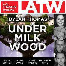 Under Milk Wood av Dylan Thomas (Lydbok-CD)