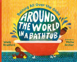 Omslag - Around the World in a Bathtub
