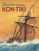Omslag - The impossible voyage of Kon-Tiki