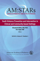 Omslag - Am:Stars: Youth Violence Prevention and Intervention in Clinical and Community-Based Settings