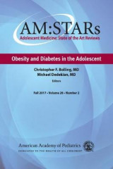 Omslag - AM:STARs: Obesity and Diabetes in the Adolescent