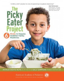The Picky Eater Project av Natalie Digate Muth og Sally Sampson (Heftet)