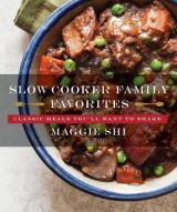 Omslag - Slow Cooker Family Favorites