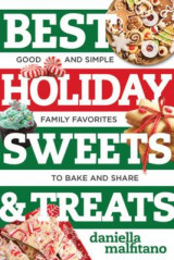 Omslag - Best Holiday Sweets & Treats