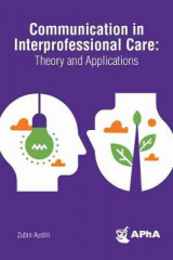 Omslag - Communication in Interprofessional Care