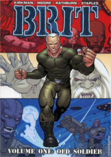 Brit: Old Soldier v.1 av Robert Kirkman (Heftet)