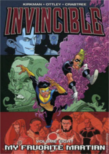 Invincible Volume 8: My Favorite Martian av Robert Kirkman (Heftet)