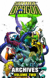 Savage Dragon Archives Volume 2 av Erik Larsen (Heftet)