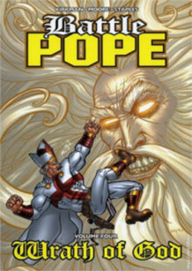 Battle Pope: Wrath of God v. 4 av Robert Kirkman (Heftet)