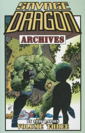 Savage Dragon Archives Volume 3 av Erik Larsen (Heftet)