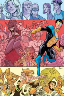 Invincible: Perfect Strangers v. 3 av Robert Kirkman (Heftet)