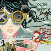 Comic Book Tattoo Tales Inspired by Tori Amos av Colleen Doran, Ted McKeever, Pia Guerra, James Owen, David Mack, Antony Johnston, Mike Dringenberg, Jonathan Hickman, Eric Canete og John Reppion (Heftet)