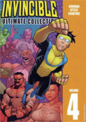 Invincible: The Ultimate Collection Volume 4 av Robert Kirkman (Innbundet)