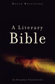 A Literary Bible av David Rosenberg (Heftet)