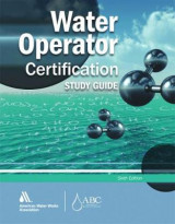 Omslag - Water Operator Certification Study Guide