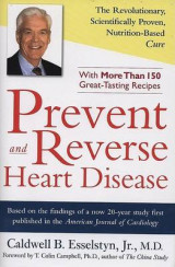 Omslag - Prevent and Reverse Heart Disease