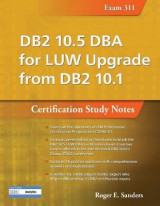 Omslag - DB2 10.5 DBA for LUW Upgrade from DB2 10.1