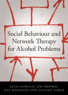 Social Behaviour and Network Therapy for Alcohol Problems av Alex Copello, Jim Orford, Ray Hodgson og Gillian Tober (Heftet)