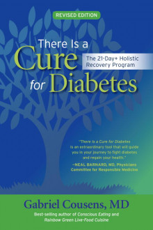 There is a Cure for Diabetes av Gabriel Cousens (Heftet)