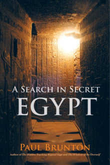 A Search in Secret Egypt av Paul Brunton (Heftet)