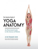 Omslag - Concise Book Of Yoga Anatomy