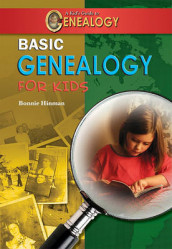 Basic Genealogy for Kids av Bonnie Hinman (Innbundet)