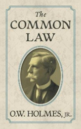 Omslag - The Common Law