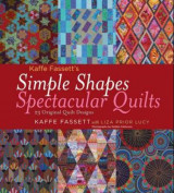 Omslag - Kaffe Fassett's simple shapes