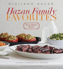Hazan Family Favorites av Giuliano Hazan (Innbundet)