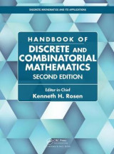 Omslag - Handbook of Discrete and Combinatorial Mathematics, Second Edition