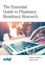 Omslag - The Essential Guide to Pharmacy Residency Research
