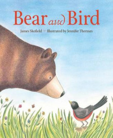 Bear and Bird av James Skofield (Innbundet)