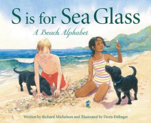 S Is for Sea Glass av Richard Michelson (Innbundet)