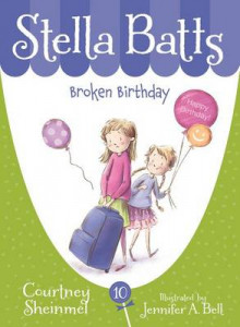 Broken Birthday av Courtney Sheinmel (Heftet)
