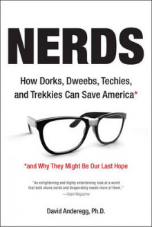 Nerds av David Anderegg (Heftet)