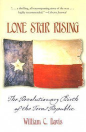 Lone Star Rising av William C. Davis (Heftet)