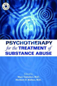 Psychotherapy for the Treatment of Substance Abuse av Marc Galanter og Herbert D. Kleber (Heftet)