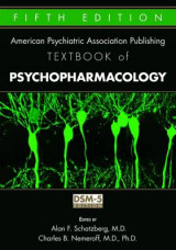 Omslag - The American Psychiatric Association Publishing Textbook of Psychopharmacology
