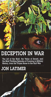 Deception in War av Jon Latimer (Heftet)
