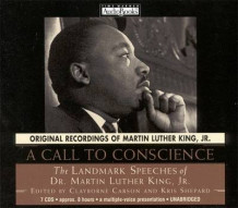 A Call to Conscience av King og Clayborne Carson (Lydbok-CD)