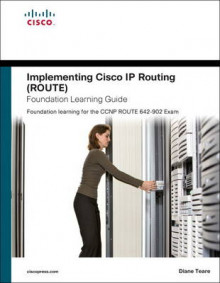Implementing Cisco IP Routing (ROUTE) Foundation Learning Guide av Diane Teare (Innbundet)