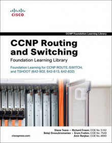 CCNP Routing and Switching Foundation Learning Library av Diane Teare, Richard Froom, Balaji Sivasubramanian, Erum Frahim og Amir Ranjbar (Innbundet)